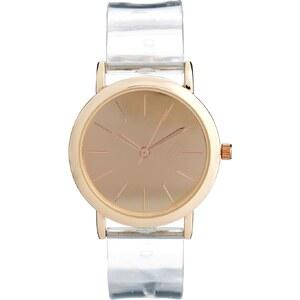 ASOS Transparent Strap Watch
