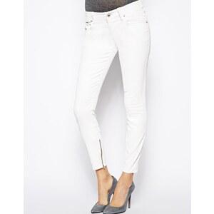Diesel Grupee Ankle Length Zipped Skinny Jeans