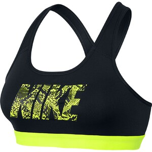Nike NIKE PRO CLASSIC LOGO BRA - Brassière de sport