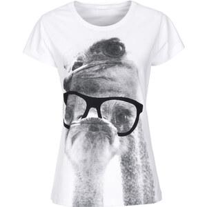 RAINBOW T-Shirt in weiß (Rundhals) für Damen von bonprix