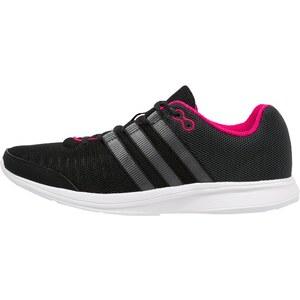 adidas Performance LITE RUNNER Sneaker low black/bold pink/core black