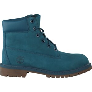 Blaue Timberland Boots 6IN PRM WP BOOT KIDS