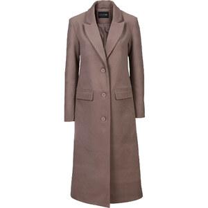 BODYFLIRT Manteau marron manches longues femme - bonprix