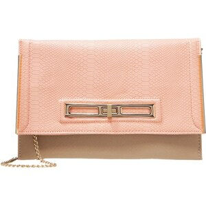 New Look MACY Clutch coral