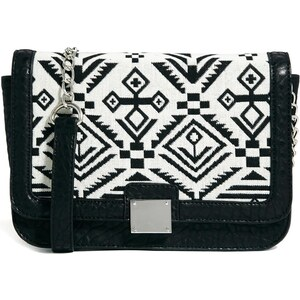 Pieces Dagmar Cross Over Bag In Box Print