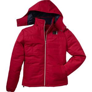 RAINBOW Jacke Regular Fit langarm in rot für Herren von bonprix