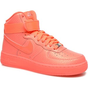 Nike - Wmns Air Force 1 Hi Prm - Sneaker für Damen / orange