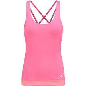adidas Performance YOGI YIN Funktionsshirt super pink/flash red