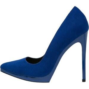 Even&Odd High Heel Pumps blue