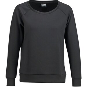 Urban Classics SCUBA Sweatshirt black