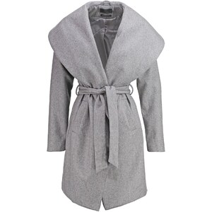 ONLY ONLDRAPY Wollmantel / klassischer Mantel light grey melange