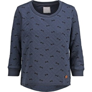ONLY ONLSUBLIME Sweatshirt ombre blue