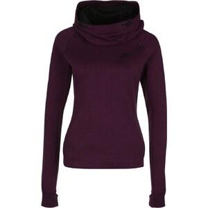 Nike Sportswear TECH FLEECE Kapuzenpullover purple/black