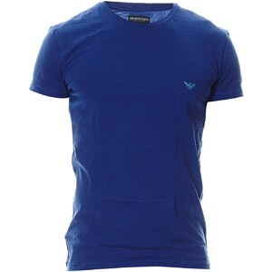 Emporio Armani Underwear Men T-shirt - bleu