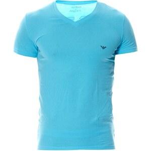 Emporio Armani Underwear Men T-shirt - bleu ciel