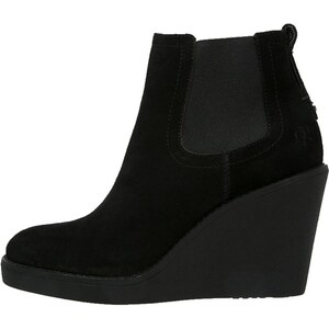 Marc O´Polo Keilstiefelette black