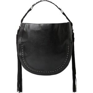 MANGO Handtasche Mit Ziernieten