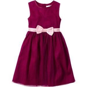 bpc bonprix collection Robe violet sans manches enfant - bonprix