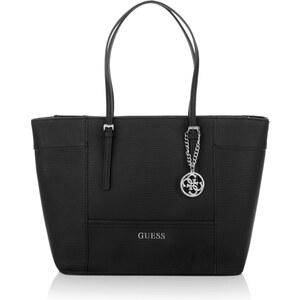 Guess Delaney Medium Classic Tote Black Handtasche