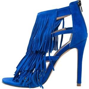 Steve Madden High Heel Sandaletten blue