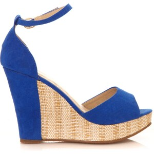 Wilady Wedges - blau