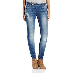 Urban Surface Damen Slim Jeanshose D8567E61134M74