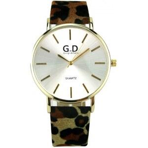 Montre Léopard GD Quartz Bracelet - Cendriyon
