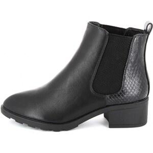 Kiabi Chelsea boots à talons
