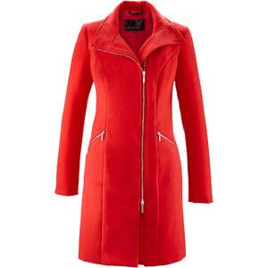 bpc selection Manteau court rouge manches longues femme - bonprix