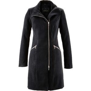bpc selection Manteau court noir manches longues femme - bonprix