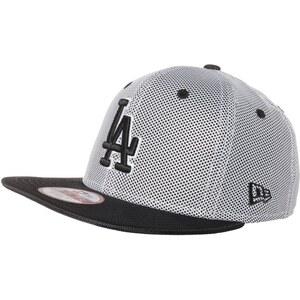 New Era 9FIFTY LOS ANGELES DODGERS Cap black/optic white