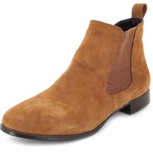 Kiabi Chelsea boots en cuir