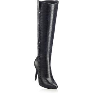 BODYFLIRT Stiefel mit 10 cm High-Heel in schwarz von bonprix