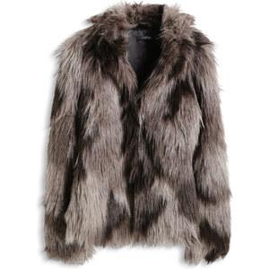 Esprit Douce veste en fourrure synthétique