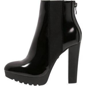 Buffalo High Heel Stiefelette black