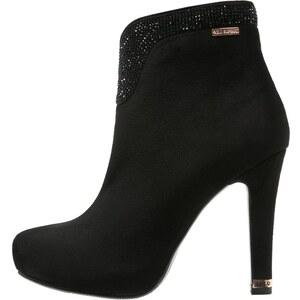 Solo Soprani High Heel Stiefelette black