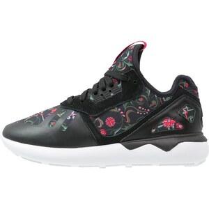 adidas Originals TUBULAR RUNNER Sneaker low core black/vivid berry
