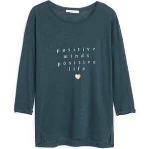 Mango T-Shirt - grün