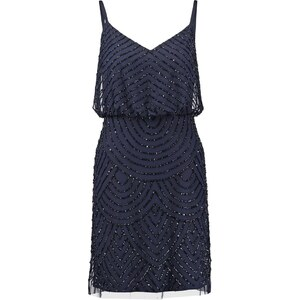 Adrianna Papell Cocktailkleid / festliches Kleid navy/black