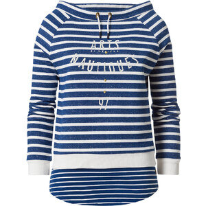 Gaastra Sweatshirt Smile blau Damen