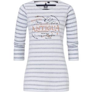 Gaastra T-Shirt Bancroft white Damen