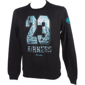 Airness Sweat-shirt Mafal noir/trurq n 23