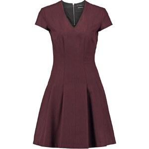 SET Cocktailkleid / festliches Kleid dark red