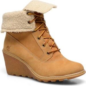 Timberland - Earthkeepers Amston Roll-Top - Stiefeletten & Boots für Damen / beige