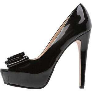 Little Mistress High Heel Peeptoe black