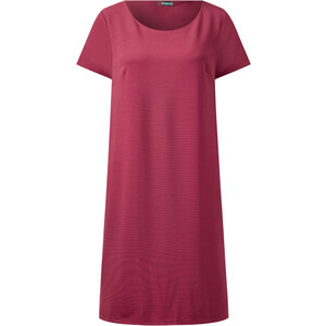Street One - Robe texturée Alina - ruby red