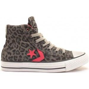 Converse Chaussures Star Player Hi Charcoal