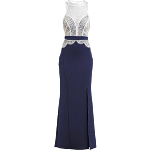Lipsy Ballkleid dark blue