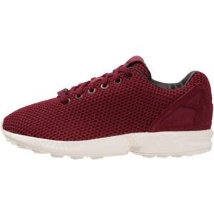 adidas Originals ZX FLUX Sneaker low collegiate burgundy/night red/chalk white