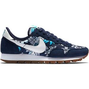 Nike AIR PEGASUS '83 PRINT - Sneakers bi-matière - bleu
